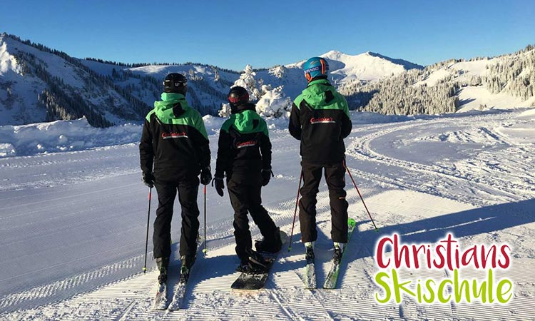 Christians Skischule in Bolsterlang