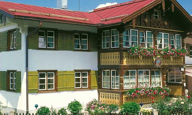 Ferienwohnungen Dünßer in Oberstdorf