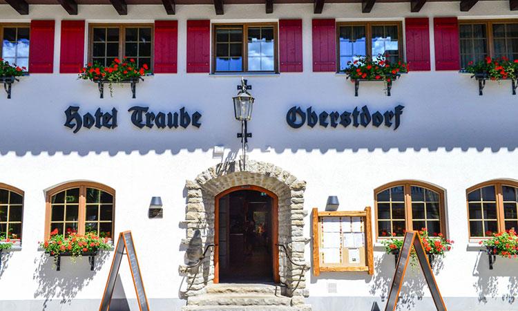 Hotel Traube in Oberstdorf