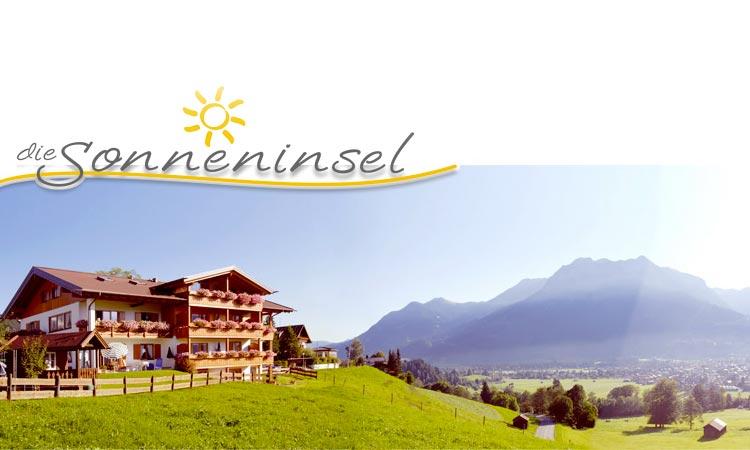Ferienwohnungen Sonneninsel in Oberstdorf