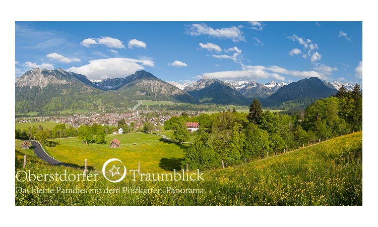 Ferienwohnungen Traumblick in Oberstdorf